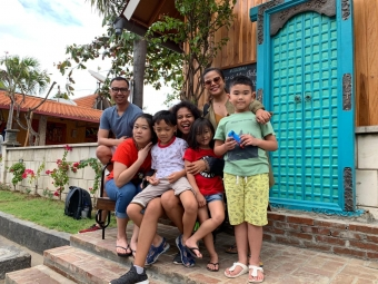Family things to do in Canggu